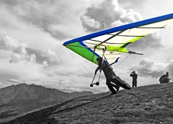 Queenstown Hang Gliding School